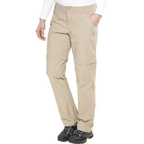 The North Face W s Exploration Convertible Pant Dune Beige d189e99caadc4
